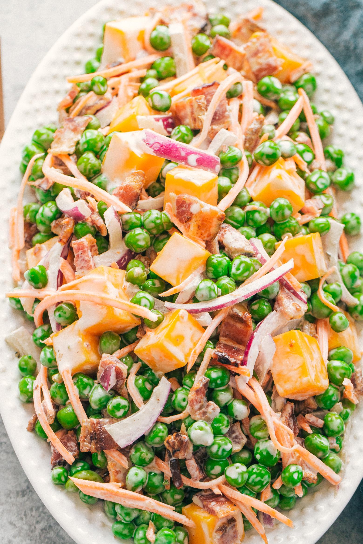 Pea Salad Recipes