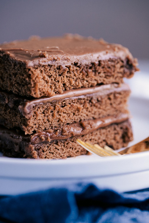 Texas Sheet Cake Icing Recipe Buttermilk