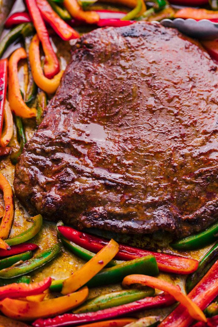 steak fajita marinade