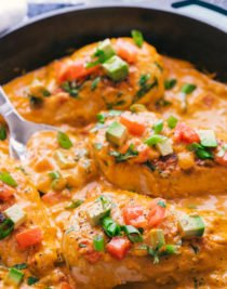 skillet chicken breast