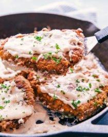 what is chicken fried steak