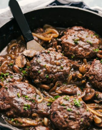 what is hamburger steak