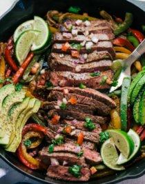 best steak fajita recipe