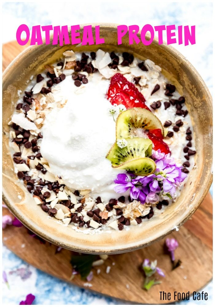 oatmeal protein