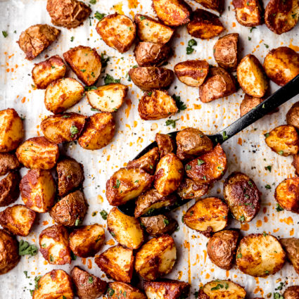 oven roasted red potaotes