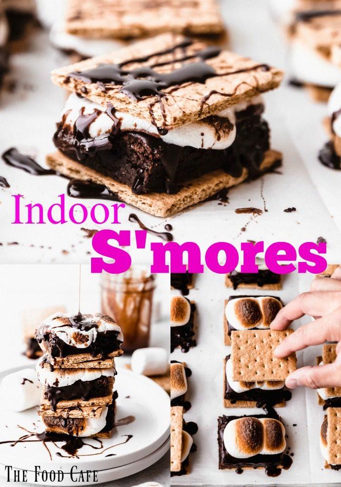 Indoor S'mores