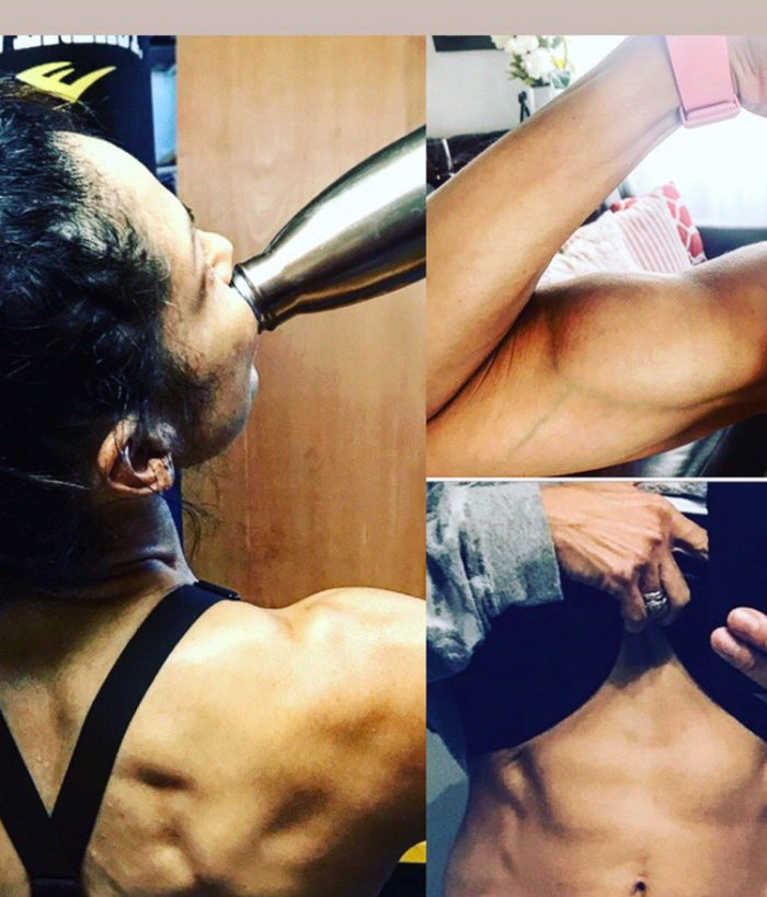 body transformation women