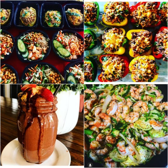 Meal plans for a healthy lifestyle by Lady Warrior