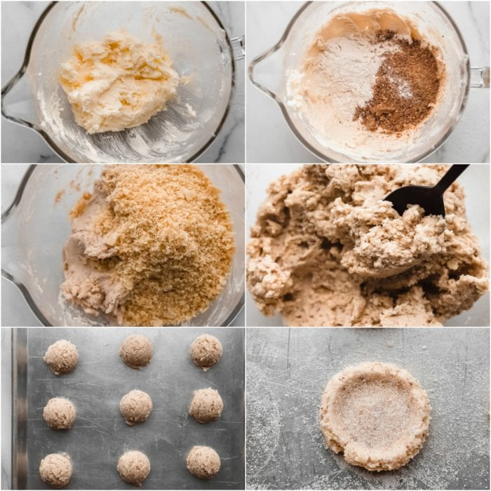 How to make cookies, step by step by The Food Cafe.